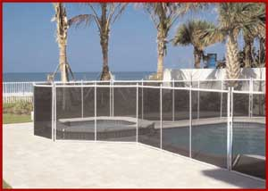 POOL FENCES by  Pool Safety Systems